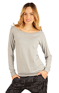 Damen T-Shirt, langarm. LITEX