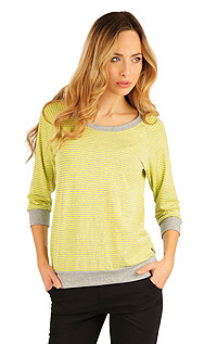 Fashion LITEX LITEX > Women´s shirt with 3/4 length sleeves.
