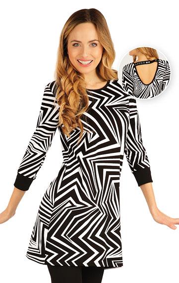Tunika dámska s 3/4 rukávom. | Šaty a sukne LITEX