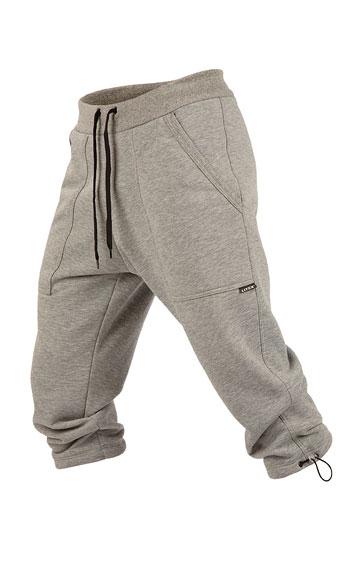 Tepláky pánske v 7/8 dĺžke. | Pánske oblečenie LITEX