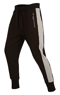 Men´s sportswear LITEX > Men´s drop crotch long joggers.