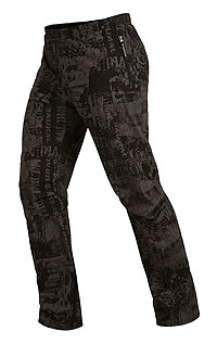 Pánské oblečení LITEX > Kalhoty pánské dlouhé.