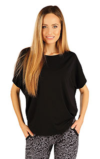 Tops LITEX > Damen T-Shirt, kurzarm.