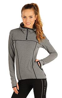 Sweatshirts LITEX > Damen Jacke mit Kapuze.