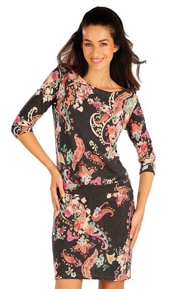 Šaty dámské s dlouhým rukávem. | Šaty a sukně LITEX