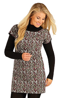 Women´s tunic with short sleeves. LITEX