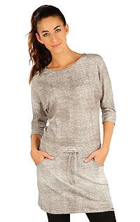 Fashion LITEX LITEX > Šaty dámske s 3/4 rukávom.