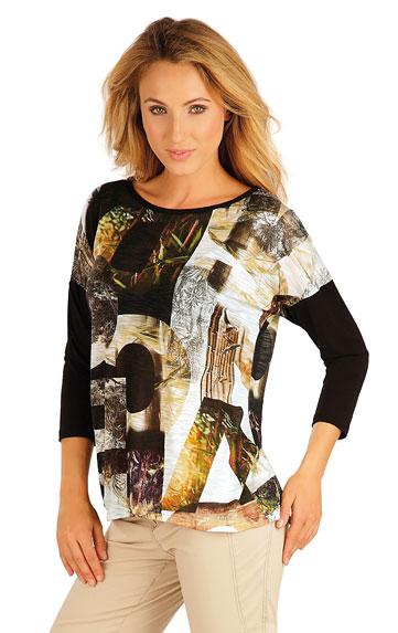 Tričko dámske s 3/4 rukávom. | Tričká, topy, tielka LITEX