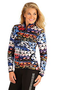 Športové oblečenie LITEX > Mikina dámska na zips.