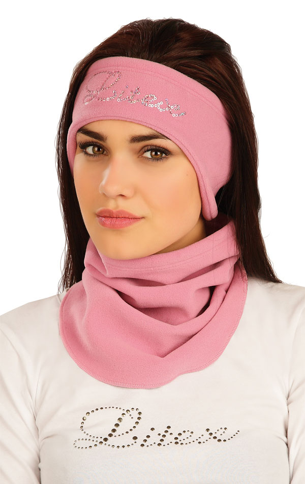 Neueste Mode neues Hoch fantastische Einsparungen Fleece Stirnband. 55203 | LITEX
