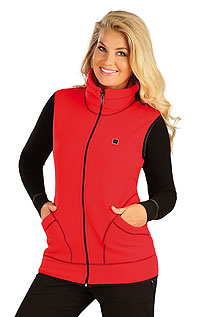 Jogging LITEX > Women´s fleece vest.