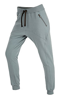 Women´s drop crotch long joggers. LITEX