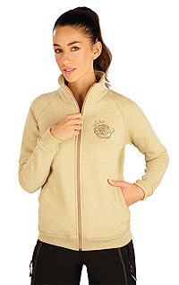Vests and jackets LITEX > Women´s sweatshirt.