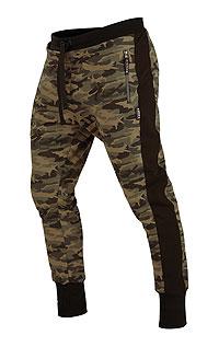 Men´s sportswear LITEX > Men´s drop crotch long trousers.