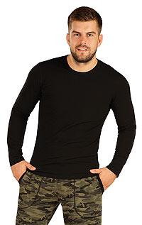 Sportmode für Herren LITEX > Herren T-Shirt mit langen Ärmeln.