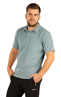 Men´s polo shirt with short sleeves. LITEX