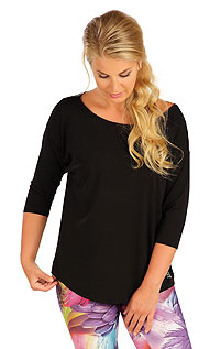 Tops and T-Shirts LITEX > Women´s shirt with 3/4 length sleeves.