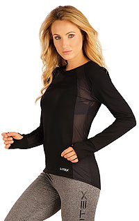 Tops and T-Shirts LITEX > Women´s shirt with long sleeves.