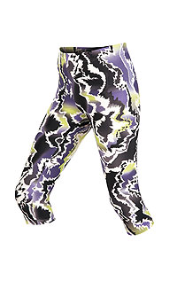Kid´s sportswear LITEX > Children´s 3/4 length leggings.