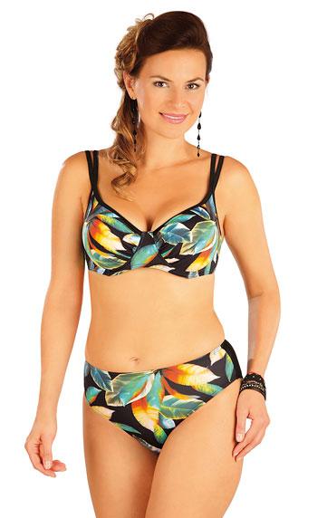 Plavky podprsenka s hlubokými košíčky. | Dvoudílné plavky LITEX