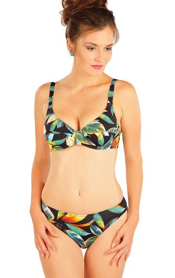 Plavky podprsenka s kosticemi. | Dvoudílné plavky LITEX