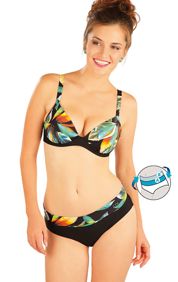 Classic waist bikini bottoms. | Bikini LITEX