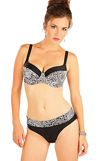 Bikini top with deep cups. LITEX