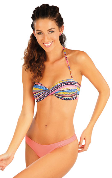 Bikini Oberteil BANDEAU mit Cups. | Bikinis LITEX
