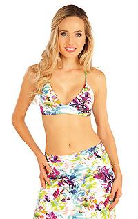 Dvoudílné plavky LITEX > Plavky podprsenka s košíčky.