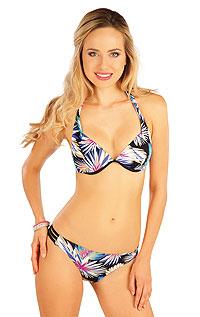 Dvoudílné plavky LITEX > Plavky kalhotky string bokové.