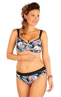 Dvoudílné plavky LITEX > Plavky kalhotky středně vysoké.