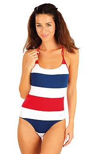 Plavky LITEX > Jednodielne športové plavky.
