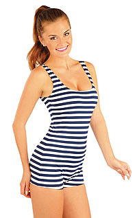 Swimsuit LITEX > Women´s retro swimsuit.