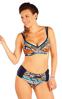 Dvojdielne plavky LITEX > Plavkové nohavičky extra vysoké.