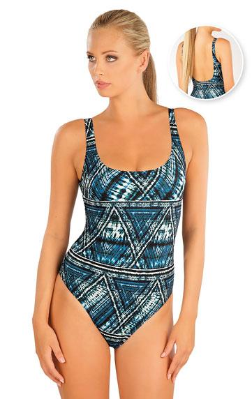 Jednodílné sportovní plavky. | Sportovní plavky LITEX