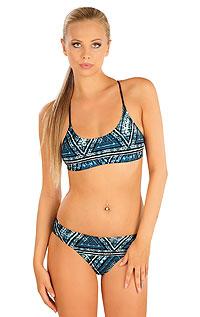 Plavky sportovní top s vyjímat. výztuží. LITEX