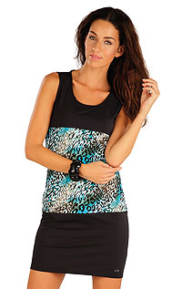 Woman´s sleeveless dress. LITEX