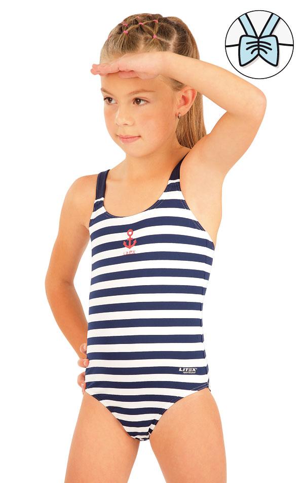 8177810c9d1 Jednodílné dívčí plavky. 57537