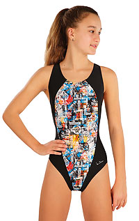 Girls swimwear LITEX > Girl´s sport swimsuit.