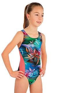 Litex Dívčí jednodílné sportovní plavky. - vel. 164 viz. foto