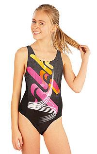 Dívčí plavky LITEX > Dívčí jednodílné sportovní plavky.