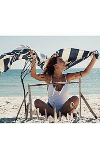 Župany a uteráky LITEX > Plážová osuška/deka Futah.