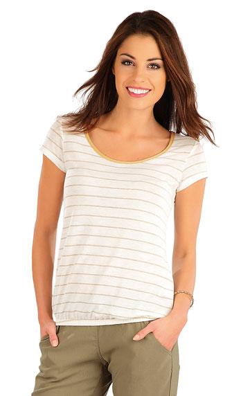 Tričko dámské s krátkým rukávem. | Sportovní oblečení LITEX