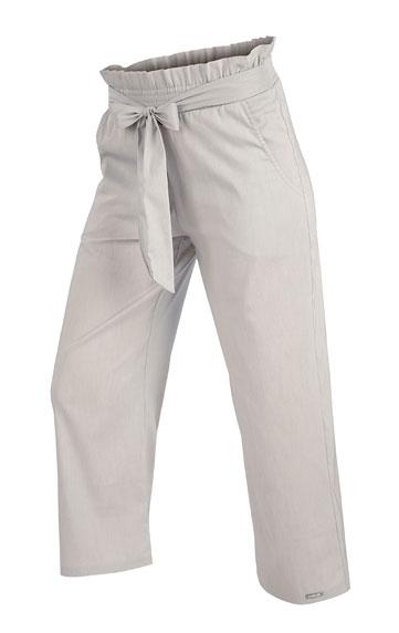 Kalhoty dámské do pasu v 7/8 délce.   Kalhoty LITEX LITEX