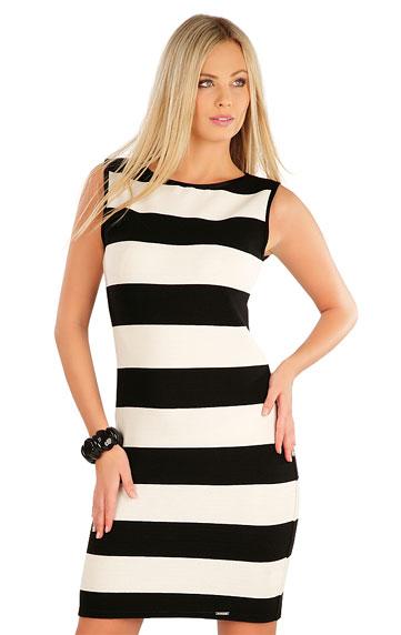 Šaty dámské bez rukávu.   Šaty a sukně LITEX