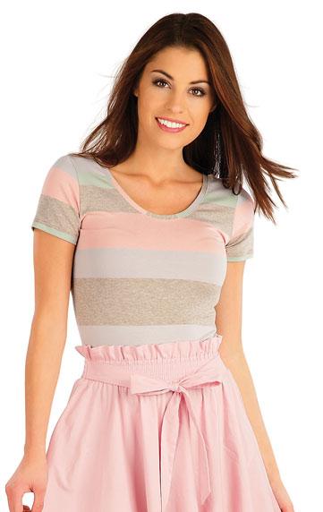 Tričko dámské s krátkým rukávem. | Trika, topy, tílka LITEX