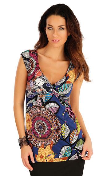 Tričko dámské s krátkým rukávem.   Trika, topy, tílka LITEX