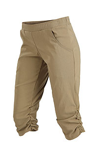 LITEX trousers LITEX > Women´s low waist 3/4 length trousers.
