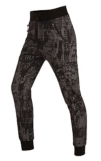 SPORTOVNÍ OBLEČENÍ LITEX > Kalhoty dámské dlouhé s nízkým sedem.