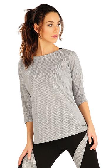 Damen T-Shirt, mit 3/4 Ärmeln. | Tops LITEX